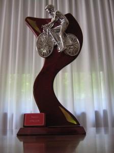 L'ambito trofeo, che di anno in anno passa nelle mani del vincitore